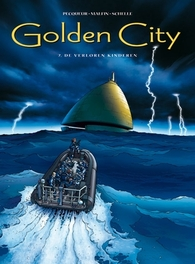 GOLDEN CITY HC07. DE VERDWENEN KINDEREN GOLDEN CITY, Pecqueur, Daniel, Hardcover