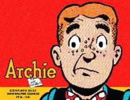 Archie The Complete Daily Newspaper Comics, 1946-1948, MONTANA, Hardcover