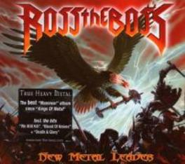 NEW METAL LEADER -LTD- CONTAINS 2 BONUSTRACKS Audio CD, ROSS THE BOSS, CD