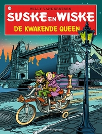 SUSKE EN WISKE 313. DE KWAKENDE QUEEN Suske en Wiske, Willy Vandersteen, Paperback