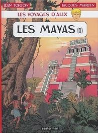 ALEX, DE REIZEN VAN 23. DE MAYA'S ALEX, DE REIZEN VAN, TORTON, JEAN, MARTIN, JACQUES, Paperback