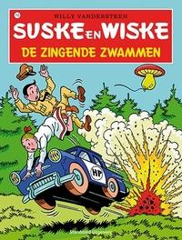 De zingende zwammen Suske en Wiske, VANDERSTEEN, WILLY, Paperback