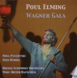 POUL ELMING SINGS SCENES ODENSE S.O./WOLF-DIETER HAUSCHIELD Audio CD, R. WAGNER, CD