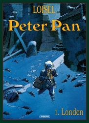 PETER PAN 01. LONDEN