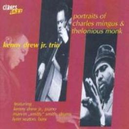 PORTRAITS OF CHARLES... ...MINGUS & THELONIOUS MONK DREW, KENNY -TRIO-, CD