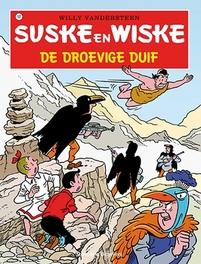 Suske en Wiske de droevoge duif Suske en Wiske, Vandersteen, Willy, Paperback