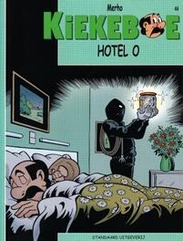 Hotel O KIEKEBOES DE, Merho, Paperback
