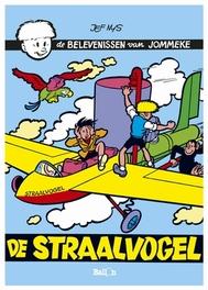 De straalvogel Jommeke-de-luxe, Jef Nys, Hardcover