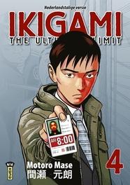 IKIGAMI 04. IKIGAMI, Mase, Motoro, Paperback