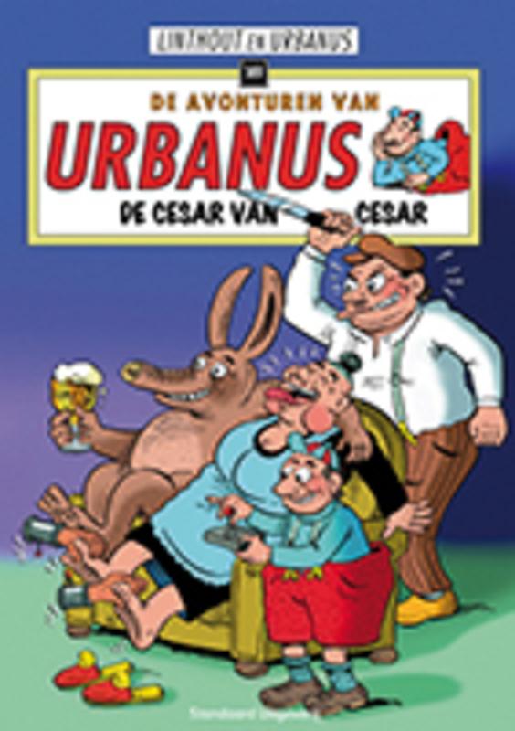 De Cesar van Cesar Urbanus, Willy Linthout, Paperback