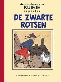 KUIFJE FACSIMILE Z/W 07. DE ZWARTE ROTSEN KUIFJE FACSIMILE Z/W, HERGÉ, Hardcover