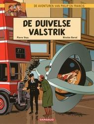 BLAKE EN MORTIMER PARODIE 02. DE DUIVELSE VALSTRIK