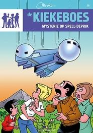 Mysterie op spell-deprik De Kiekeboes, MERHO, Paperback