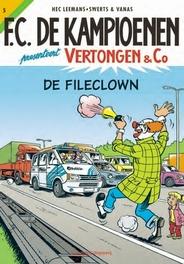 De fileclown Vertongen & C°, SWERTS, WIM, LEEMANS, HEC, Paperback