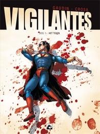 Het teken Vigilantes, Jean-Charles Gaudin, Paperback