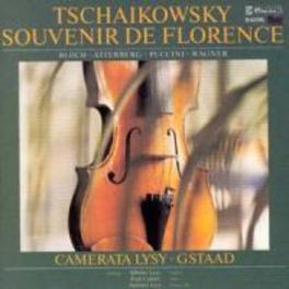 MUSIC FOR STRINGS WORKS:TCHAIKOVSKY/BLOCH/ATTERBERG/PUCCINI/WAGNER CAMERATA LYSY GSTAAD, CD