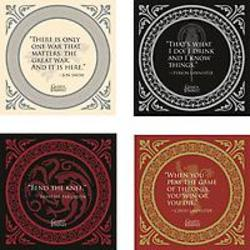 GAME OF THRONES QUOTES...