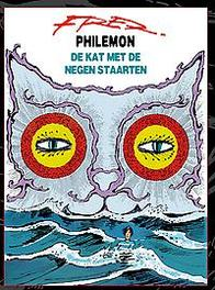 Philemon 13 De kat met de negen staarten Fred, Hardcover