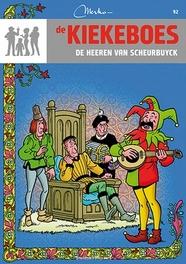 De heeren van Scheurbuyck De Kiekeboes, Merho, Paperback