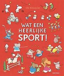 Wat een heerlijke sport
