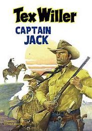 Tex Willer 10 Captain Jack Enrique, Breccia, Paperback