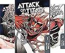 Attack on Titan Season 1 Manga Set