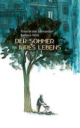 De zomer van haar leven Von Steinaecker, Thomas, Hardcover
