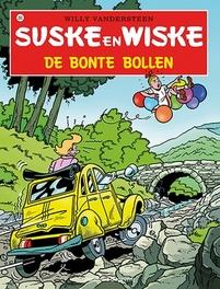 SUSKE EN WISKE 260. DE BONTE BOLLEN (NIEUWE COVER) Suske en Wiske, Geerts, Paul, Paperback
