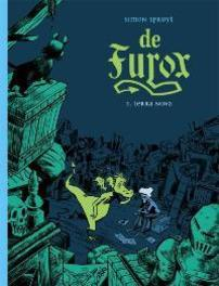 De Furox 2 Terra Nova Simon, Spruyt, Hardcover