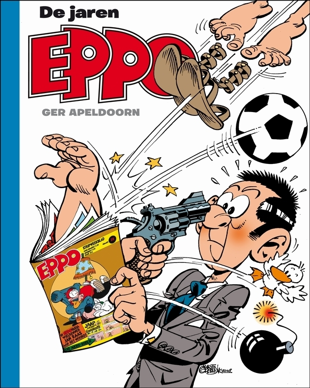 De jaren Eppo DE JAREN, Ger, Apeldoorn, Paperback