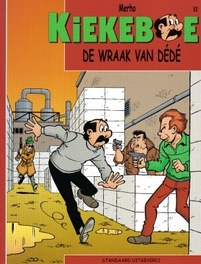KIEKEBOES DE 052. DE WRAAK VAN DEDE De Kiekeboes, Merho, Paperback