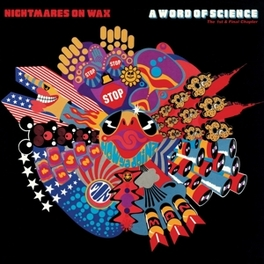 A WORD OF SCIENCE Audio CD, NIGHTMARES ON WAX, CD