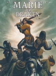 MARIE DER DRAKEN HC02. WRAAK 2/3 MARIE DER DRAKEN, ANGE, BASTIDE, Hardcover