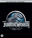 Jurassic world, (Blu-Ray 4K...