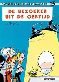ROBBEDOES & KWABBERNOOT 13. DE BEZOEKER UIT DE OERTIJD ROBBEDOES & KWABBERNOOT, Franquin, André, Paperback