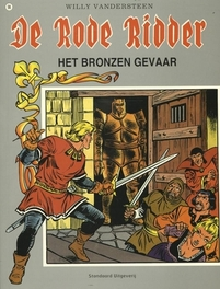 Bronzen gevaar Rode Ridder, Willy Vandersteen, Paperback