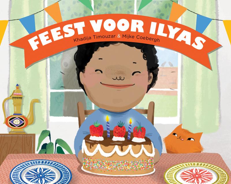 Sesam-kinderboeken Feest voor Ilyas