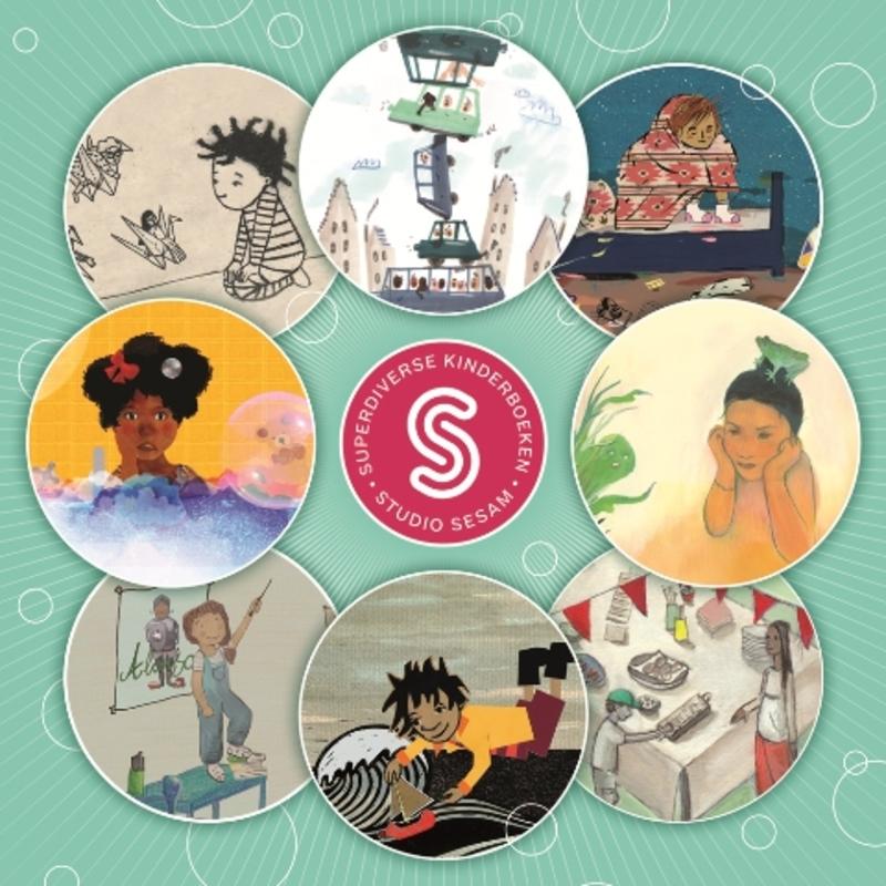 Sesam-kinderboeken Sesam-boekenbox II