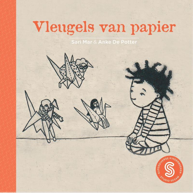 Sesam-kinderboeken Vleugels van papier