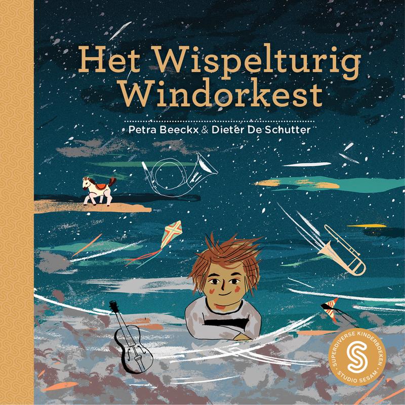 Sesam-kinderboeken Het wispelturig windorkest