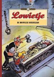 Lowietje - De duivelse doedelzak (Archief 6) Berck, Hardcover