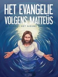 Het evangelie van Matteus. de bijbel het nieuwe testament, Dalibor TalajicTalajic, Hardcover  Wordt verstuurd binnen: Ca. 9 werkdagen<br /><a style=