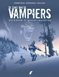 ZANG VAN DE VAMPIERS 13. NIEUWE MACHTEN ZANG VAN DE VAMPIERS, Corbeyran, Eric, Paperback