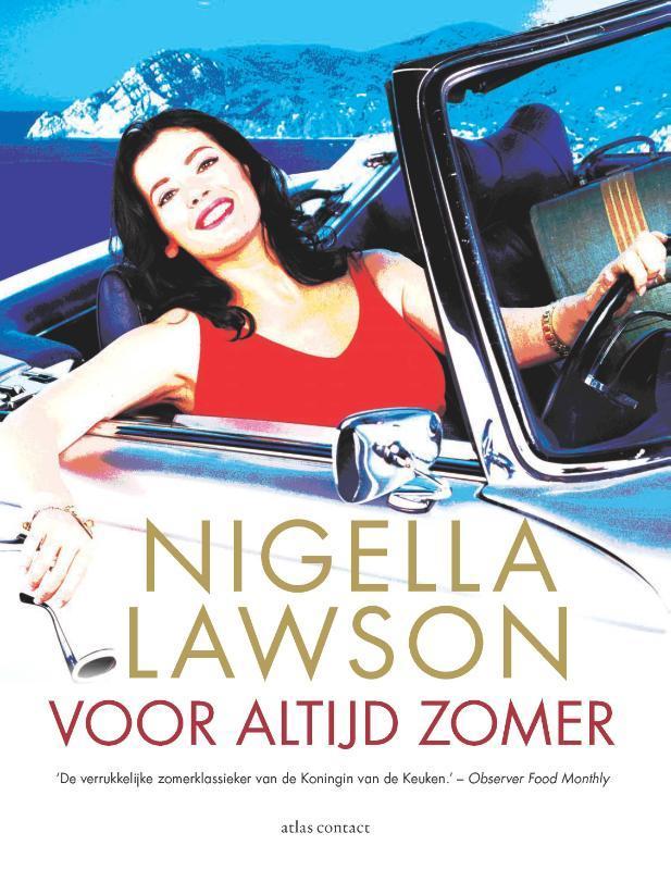 Voor altijd zomer Nigella Lawson, Paperback
