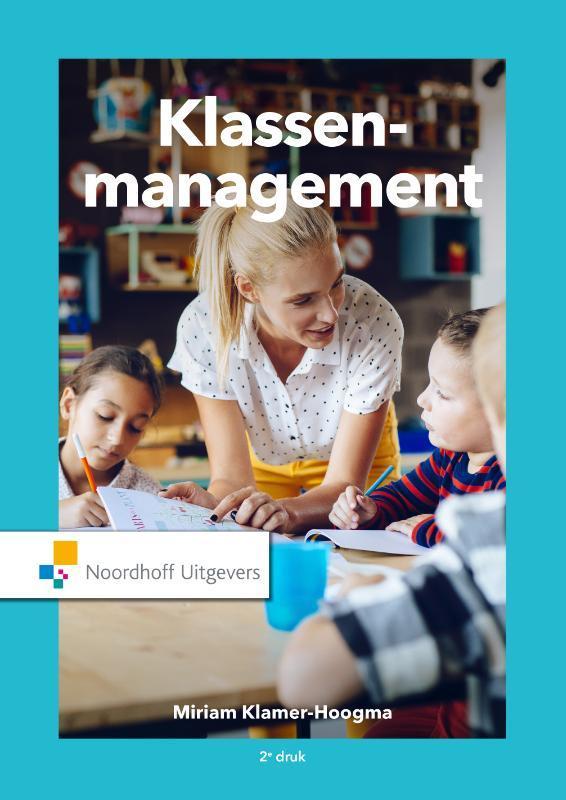 Klassenmanagement. M.G. Klamer-Hoogma, onb.uitv.
