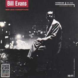 NEW JAZZ CONCEPTIONS BILL EVANS, CD