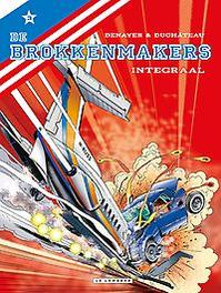 BROKKENMAKERS INTEGRAAL HC03. DEEL 3/7 BROKKENMAKERS INTEGRAAL, Duchateau, André-Paul, Hardcover