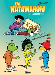 KATAMAROM 41. LAUREAAT K22 KATAMAROM, Walt, Paperback