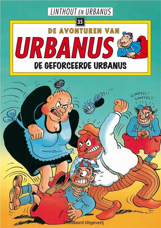 De geforceerde Urbanus Urbanus, Linthout, Willy, Paperback