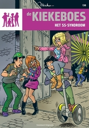 De Kiekeboes Het ss syndroom De Kiekeboes, MERHO, Paperback